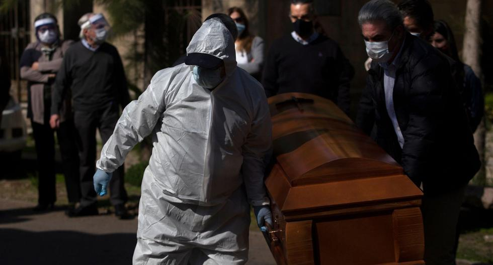 Chile informa la cifra más baja de fallecidos por COVID-19 en 90 días