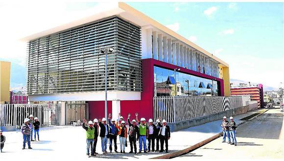 Buscan fecha para inaugurar el Santa Isabel y hoy habrá visita guiada