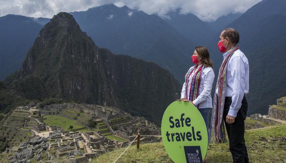 El Perú recibió el sello Safe Travels en octubre del 2020, que los certifica como destino seguro. (Foto: Mincetur)