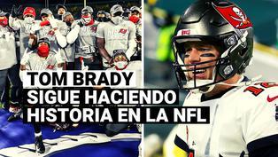 Tom Brady sigue agrandando su leyenda en la NFL y alcanzó un gran récord de LeBron James