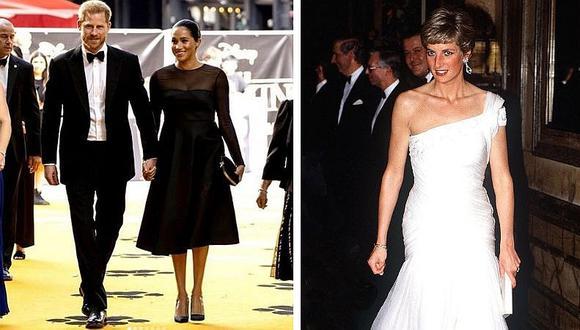 El Principe Harry Y Meghan Markle Homenajean En Redes Sociales A Diana De Gales Fotos Mundo Correo
