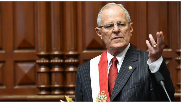 """PPK: """"No debe haber ejecuciones en el Perú de ningún tipo"""" (VIDEO)"""