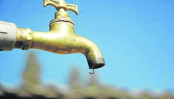 Sedapal anuncia corte de agua en zonas de La Victoria, El Agustino y Santa Anita este jueves y viernes . (GEC)