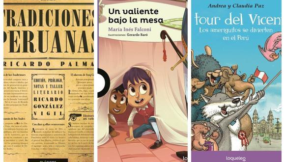 Rumbo al bicentenario: Obras literarias que saltaron del papel a una plataforma digital innovadora. (Foto: Difusión)