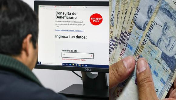 El lunes 11 de octubre se iniciará el enrolamiento a billeteras digitales de 895,117 personas beneficiarias.