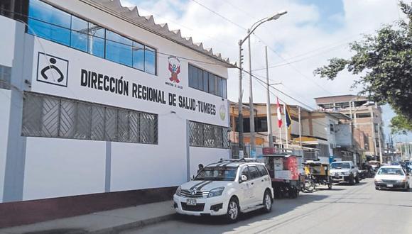 El titular de la entidad, Harold Burgos, precisó que se ha dispuesto el cierre de la institución por un plazo de 7 días para la desinfección.