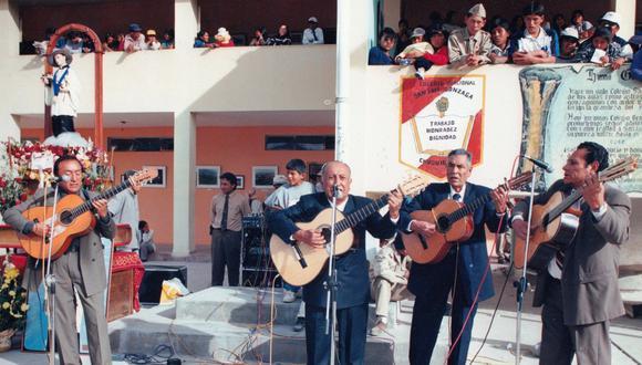 Músico y compositor Enrique Luque fallece a los 90 años| Foto: Difusión