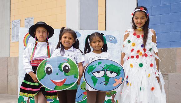 Promover la consciencia ambiental de la sociedad es un trabajo de largo plazo, que comienza con los niños, desde casa, y continúa en la escuela.