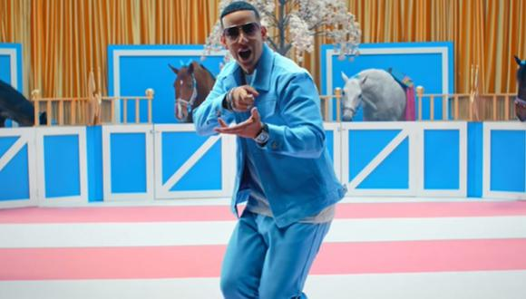 """Daddy Yankee lanza """"El Pony"""", inspirado en tema del salsero Ismael Rivera. (Foto: Captura de YouTube)"""