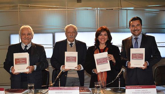 Academia Peruana de la Lengua presentó nuevo diccionario de peruanismos