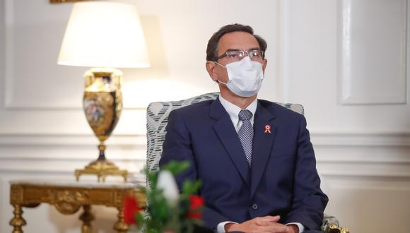 El presidente Martín Vizcarra deberá fijar fecha, hora y lugar para rendir su manifestación ante el Ministerio Público.