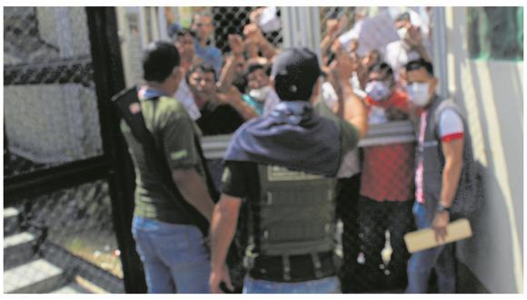 Medida se adopta para reducir hacinamiento de población penitenciaria del penal chiclayano y evitar rebrote de la pandemia en el reclusorio.