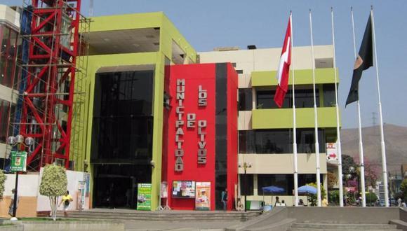 Municipalidad de Los Olivos (Foto: Difusión)