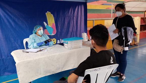 Realizan despistaje de TBC en distritos con mayor número de habitantes en Ica
