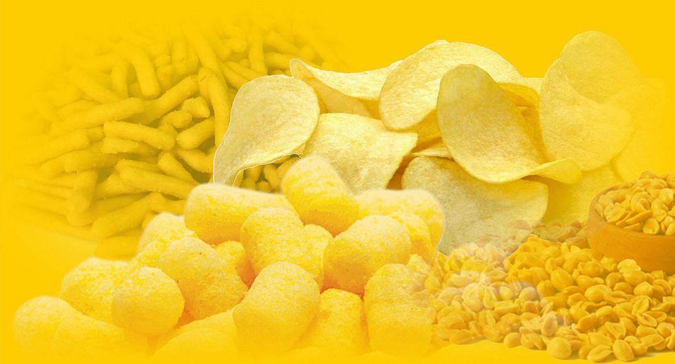 La tartrazina, un colorante que puede causar problemas en el organismo