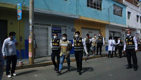 """Cárcel para """"Los Malditos de Chiclayo"""""""