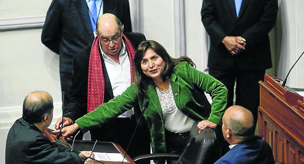Juzgado corrige y devuelve expediente de levantamiento de inmunidad de Ananculí