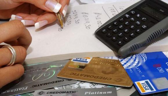 Congelamiento de deudas. (Foto: Archivo El Comercio)