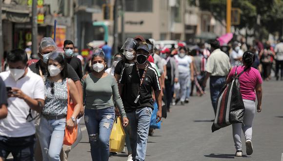 Mutación andina podría ser más contagiosa y virulenta, advierte el epidemiólogo César Cárcamo. (Foto: Leandro Britto / GEC)
