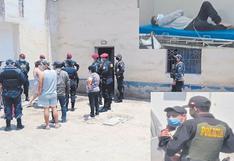 Lambayeque: Turba enfrenta a dos suboficiales en La Victoria