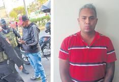 Los investigan por el delito de receptación de objetos robados