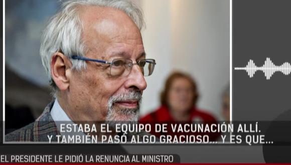 El periodista Horacio Verbitsky anunció en radio un hecho que sería el segundo escándalo sobre la repartición de vacunas en América Latina. (Foto: Captura/Youtube/Televisión Pública Noticias)