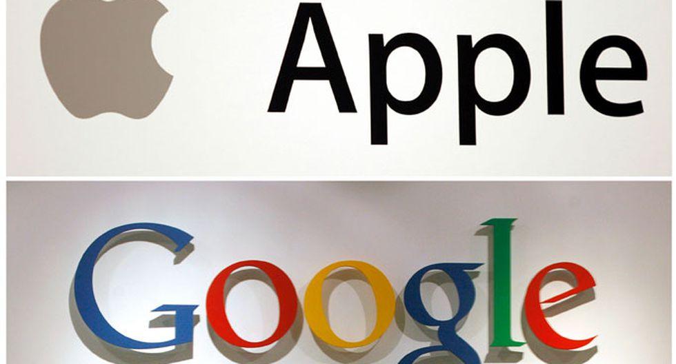 Apple y Google anuncian fin de su guerra de patentes