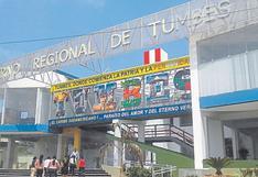La sede central del Gobierno Regional de Tumbes solo ha licitado tres obras