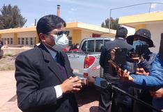 Consejeros presentan denuncia contra gobernador regional y otros funcionarios