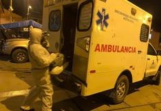 Pasco registró nueve fallecidos a causa del coronavirus