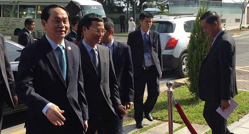 """Presidente de Vietnam: """"Las relaciones políticas con el Perú están en excelente estado"""""""