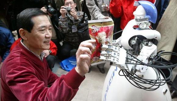 """""""Pueblo robot"""" permite a los turistas probar lo último en robótica"""