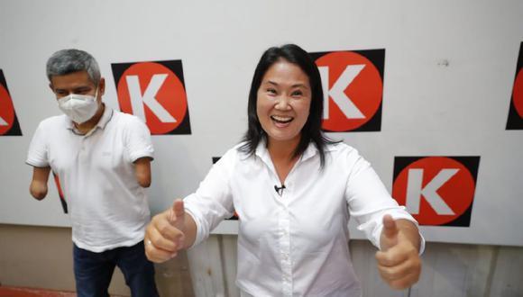 Keiko Fujimori (Giancarlo Ávila/GEC)