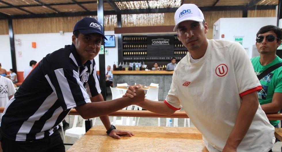 Alianza Lima y Universitario de Deportes se enfrentan hoy en una nueva edición del Clásico del fútbol peruano
