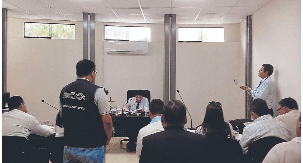 Nueve meses de impedimento de salida del país para presuntos cómplices de exjuez