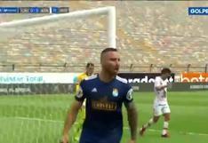 Emanuel Herrera anotó el 1-0 para Sporting Cristal ante Ayacucho FC  (VIDEO)