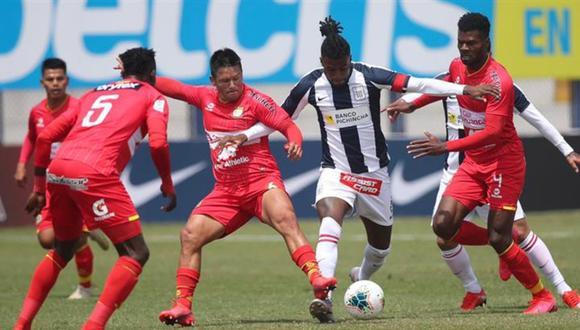 Alianza Lima se jugará una final ante Sport Huancayo con el único propósito de no ir a segunda división
