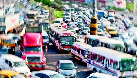 Teletrabajo: una alternativa para reducir el tráfico vehicular
