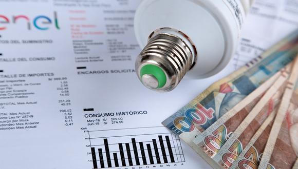 Bono de electricidad alcanzará a 5,3 millones de familias de todo el país para los consumos pendientes de pago realizados entre marzo y diciembre del 2020. (Foto: GEC)