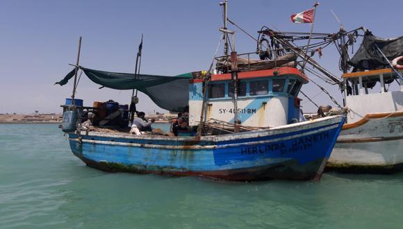 Desaparece pescador tras recolectar huevera en Marcona