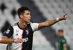 Cristiano Ronaldo no perdona: mira su gol de penal para el 1-1 de Juventus ante Atalanta (VIDEO)