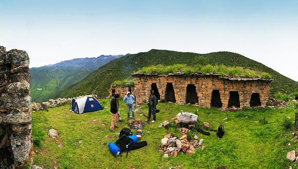Piero Bazzetti, especialista en turismo, nos propone cuatro locaciones turísticas que podrás visitar con tu familia y a pocas horas de Lima. (Foto: Archivo El Comercio / Complejo arqueológico de Rúpac en Huaral)