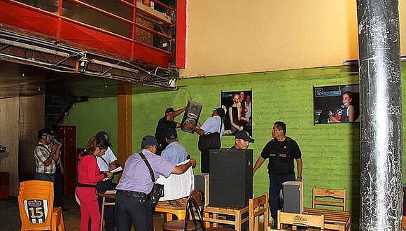 "Poder Judicial declara infundado habeas corpus a local conocido como ""Los Farolitos"""