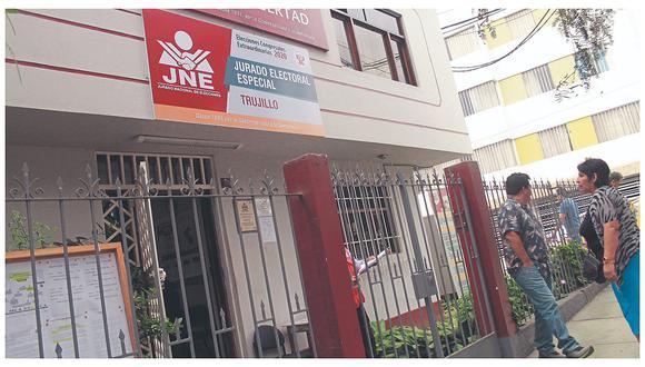 Con la instalación de 34 nuevos Jurados Electorales Especiales, suman 60 de cara a los comicios de enero de 2020. (Foto: Andina)