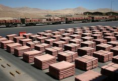 Exportaciones de cobre cayeron 7% en el 2019