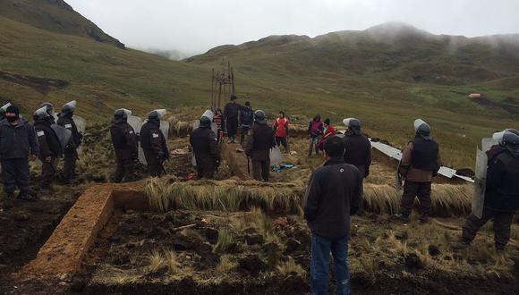 Minera Yanacocha niega ataques contra Máxima Acuña