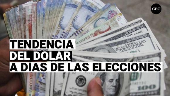 Tendencia del dólar a pocos días de las elecciones