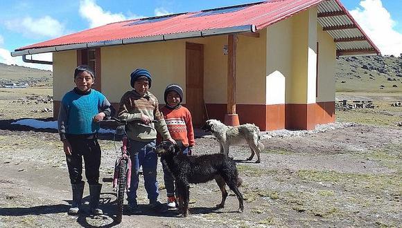 Destinan más de 400 viviendas bioclimáticas  para Arequipa