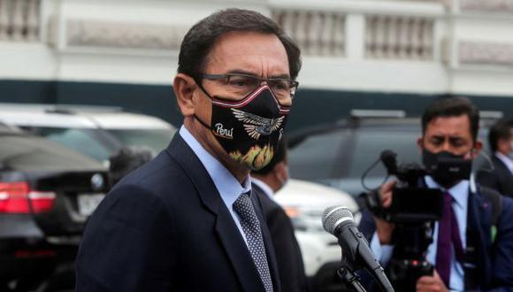 El presidente será investigado en libertad. REUTERS/Sebastian Castaneda/File Photo