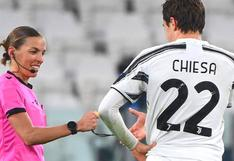 Champions League: Así fue el debut de la primera mujer árbitro en el Juventus-Dinamo
